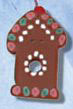 1120 Gingerbread Birdhouse - Just Another Button Co