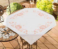 La Rose Tablecloth