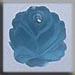 T12016 - Medium Rose - Matte Aqua