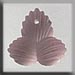 T12034 - Modified Fleur de Lis - Rosaline