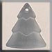 T12057 - Small Christmas Tree - Matte Crystal
