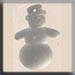 T12060 - Frosted Snowman - Matte Crystal