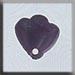 T12064 - Flat Bell Flower - Amethyst