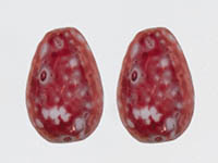 T12311 - 10/7mm Easter Egg - Coral