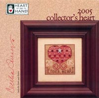 2005 Collector's Heart