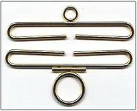 Polish Brass Bellpull Hardware
