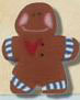 4417 Gingerbread Boy - Just Another Button Co