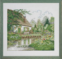 Cottage by a Stream Kit