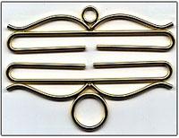Polished Brass Bellpull Hardware