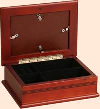 Parquet Jewelry Box