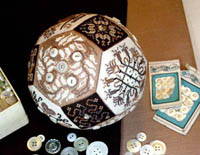 Quaker Button Ball