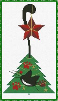 Meow Christmas Tree