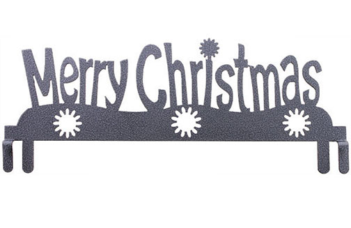Merry Christmas Charcoal Header