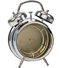 Tim Holtz Assemblage Alarm Clock
