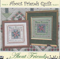 About Friends Quilt
