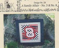 Family Affair #3 & 8
