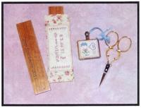 Mini Hornbook & Ruler Pocket