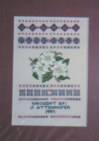 Flowering Dogwood Band Sampler