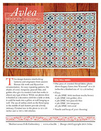 236 - Anatolian Odalesque Table Mat