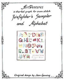 Firefighter's Sampler & Alphabet