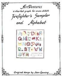 Firefighter's Sampler & Alphabet