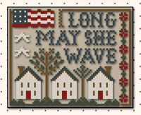 Long May She Wave Thread Kit