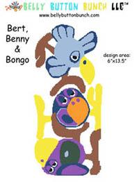 Bert, Benny & Bongo