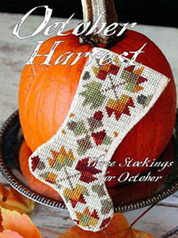 Monthly Stocking-October Harvest  (RE-PRINTED)