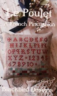 Le Poulet - A French Pincushion