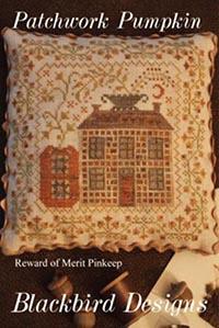 Reward of Merit - Patchwork Pumpkin