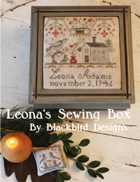 Leona's Sewing Box