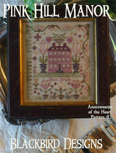 Anniversaries of the Heart-Pink HIll Manor (RE-RELEASED)