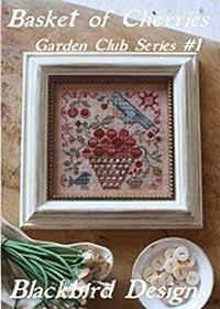 Garden Club #1 - Basket of Cherries