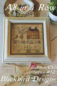 Garden Club #12 - All In A Row