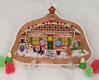 Gingerbread Camper