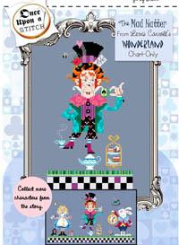 Alice in Wonderland - The Mad Hatter