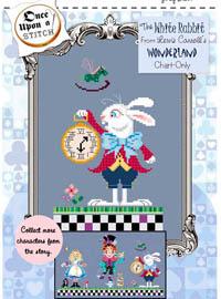 Alice in Wonderland - The White Rabbit