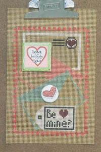Clip Art - Love Letters