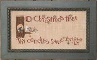 Christmas Branch - O Christmas Squirrel