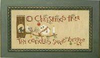 Christmas Branch - Oh Christmas Owl