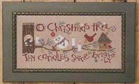 Christmas Branch - O Christmas Cardinal
