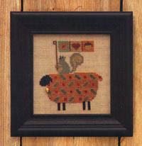 Autumn Ewe Zippie