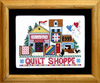 Betsy's Quilt Shoppe
