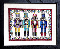 Royal Nutcrackers