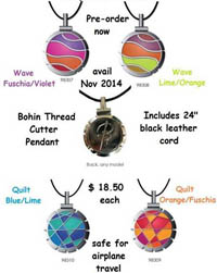 Bohin Thread Cutter Pendant