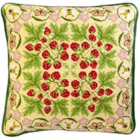 The Strawberry Patch Tapestry Kit