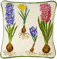 Hyacinth & Crocus Tapestry Kit