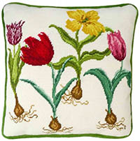 Tulips Tapestry Kit