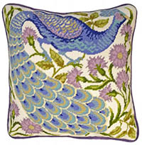 Peacock Tapestry Kit