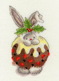 Bebunni  - Christmas Pudding Kit